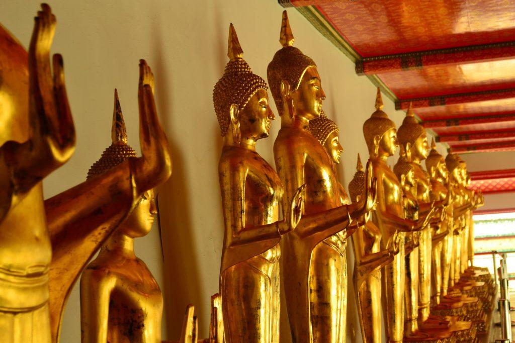 ประวัติการสร้างพระพุทธรูป