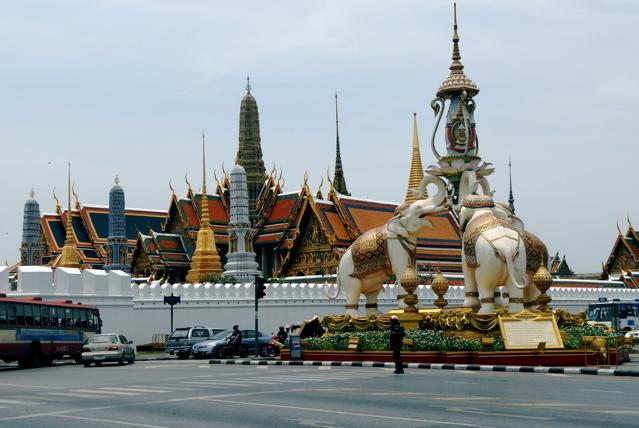 รับจัดสัมมนาเดินเที่ยวกรุงเทพมหานครเกาะรัตนโกสินทร์